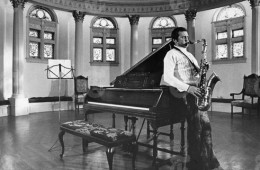 Stan Getz Music Room