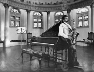 Stan Getz Music Room
